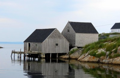 Canadian Maritimes-Enchanting Islands