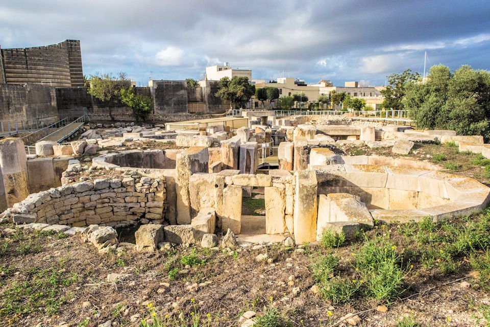 Tarxien Temples Interlude Tours