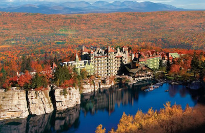 Fall Colors Tour of Niagara Falls, Finger Lakes Wine Country, the Catskills & the Hudson River Valley