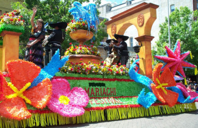 San Antonio Spring Fiesta guided vacation