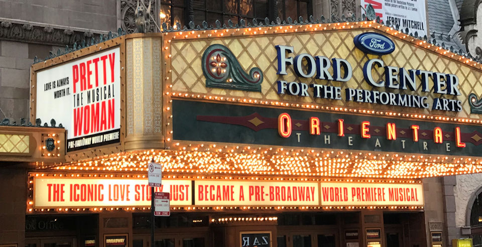 Broadway Tours Indianapolis