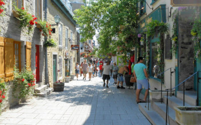 Quebec guided vacation