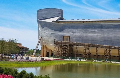 ark encounter bus trip from indianapolis