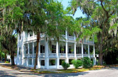 southern porches guided vacation
